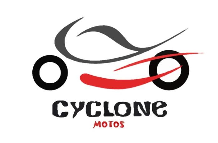 Logo Cyclone Motos
