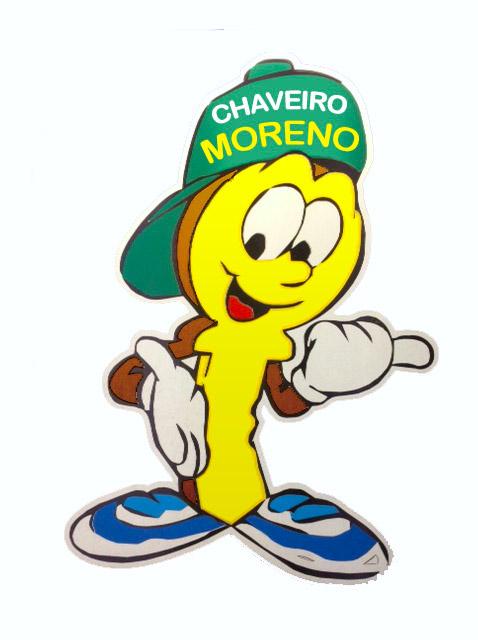 Logo Marca CHAVEIRO MORENO