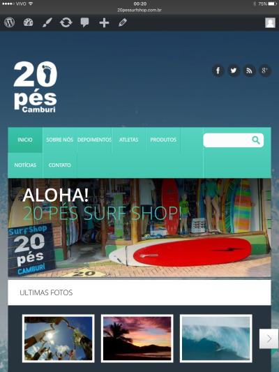 Site 20 Pés