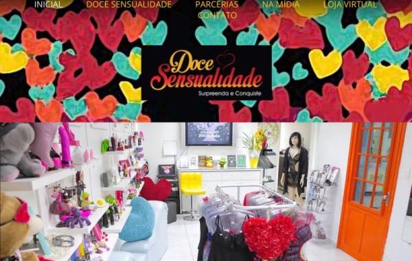 Novo Website Doce Sensualidade